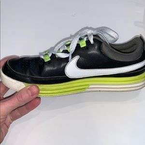 Nike Shoes - Nike Boys Leather Shoes